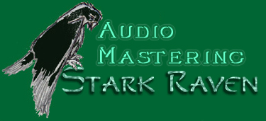Audio Mastering by Stark Raven